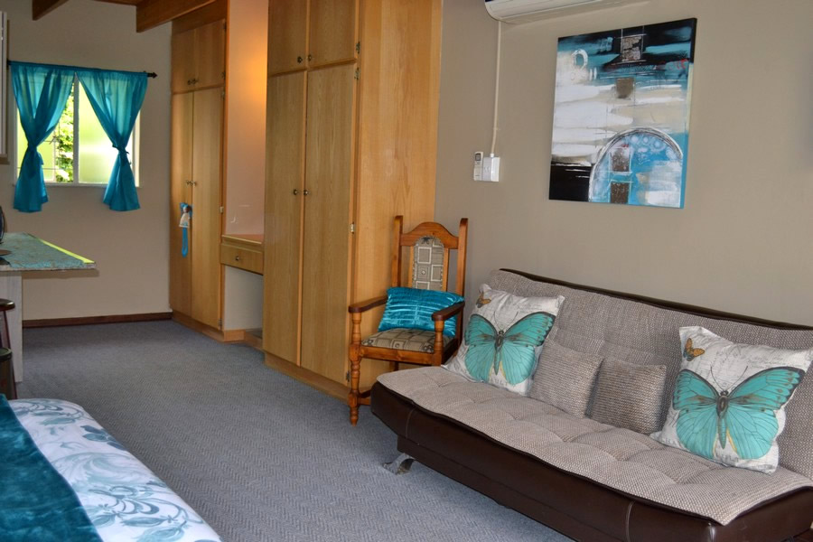Guest Cottage Bedroom